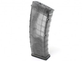 430 rounds high-cap magazine for G&G RK74 series - Dark Tainted [G&G]