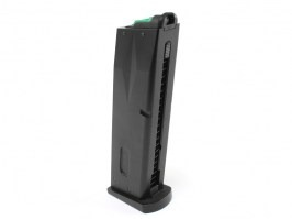 Gas magazine for G&G M92 (GPM92), 26 BBs [G&G]