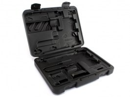 Pistol Hard Case - black [G&G]