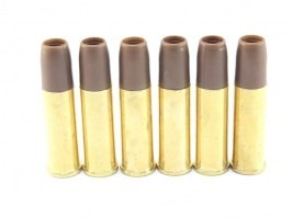 Shells for G&G and KWC CO2 revolver - 6 pcs [G&G]