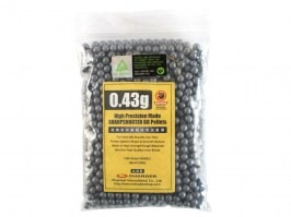 Airsoft BBs Guarder 0,43g 1000pcs - grey [Guarder]