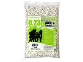 Airsoft BBs Guarder 0,23g 4300pcs - white [Guarder]