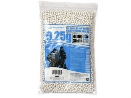 Bullets Guarder 0,25g , 4000 ks - white [Guarder]