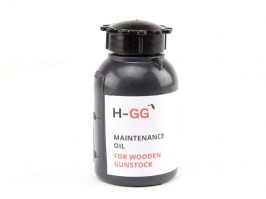 Maintenance oil for wooden gunstock (50 ml) [H-GG]