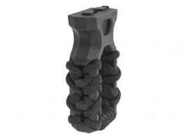 Tactical PTG Paracord grip for KeyMod and M-LOK handguard - black [A.C.M.]