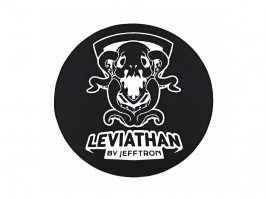 Leviathan sticker - black [JeffTron]
