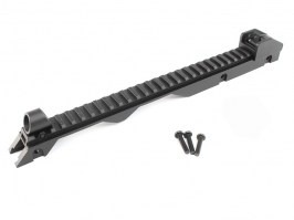 Carrying handle with the long RIS for G36 Series [JG]