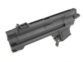 Replacement receiver body for MP5 series - metal [JG]