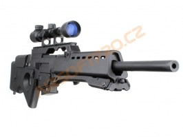 JG36 SL-8 + bipod + scope (JG-1838) [JG]