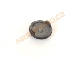 Cap of the AK selector switch screw [JG]