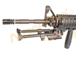 Professional CNC KAC bipod for RIS rails [A.C.M.]