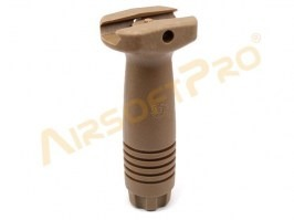 Knights vertical Fore Grip - TAN