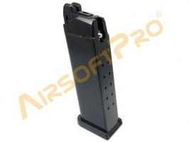 22 rounds magazine for KJ Work G32 / G23 [KJ Works]