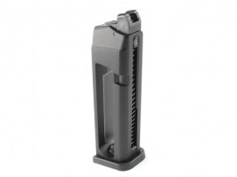 22 rounds CO2 magazine for KJ Works Glock series and models KP-17 / KP-18 / KP-13 [KJ Works]