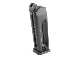 22 rounds CO2 magazine for KJ Works G series and models KP-17 / KP-18 / KP-13 [KJ Works]