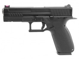 KP-13, metal slide, blowback (GBB) - black [KJ Works]