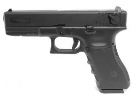 KP-18 blowback pistol, metal slide, CO2 version [KJ Works]