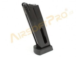 28 rounds CO2 magazine for KJ Works KP-09 CZ75 [KJ Works]