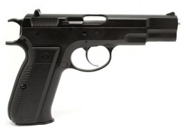 KP-09 CZ75 - gas blowback, full metal - version 2 [KJ Works]