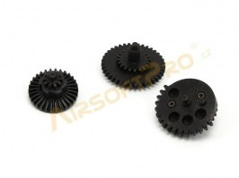 CNC Torque Up Gear Set 18:1 - flat gear [KS]