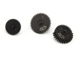 CNC reinforced gear set 18:1 [KS]