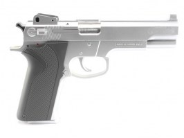 Airsoft pistol M4505, manual - silver [KWC]