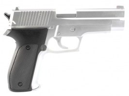 Airsoft pistol 226 spring action  - silver [KWC]