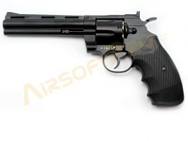 "Airsoftový revolver Model 357 - 6"" - CO2 [KWC]"