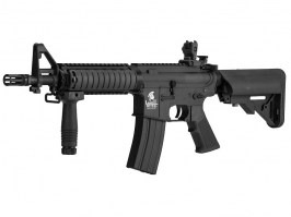 Airsoft rifle M4 CQBR Sportline (LT-02 Gen.2) - black [Lancer Tactical]