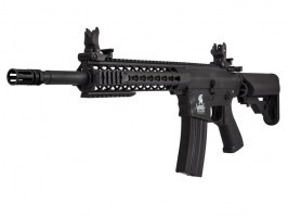 Airsoft rifle M4 KEYMOD Sportline (LT-12K Gen.2) - black [Lancer Tactical]