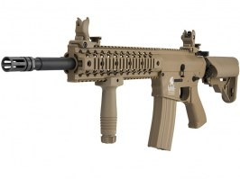 M4 RIS EVO Sportline (LT-12 Gen.2) - TAN [Lancer Tactical]