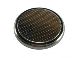 Lithium button battery 3V CR1620 [-]
