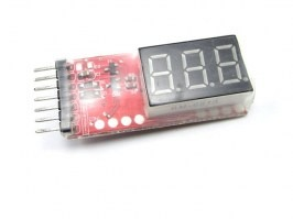 Li-Po power indicator [VB Power]