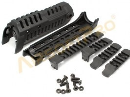 M4SI Tactical Rails - black [A.C.M.]