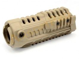 M4SI Tactical Rails - TAN