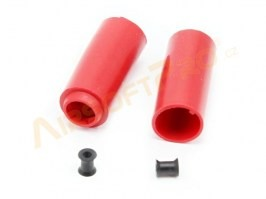 60 degree HopUp rubber Shark up to M140 springs - 2PCS [MadBull]