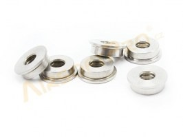 7mm Oil-Retaining AEG Bushings - stainless steel [Shooter]