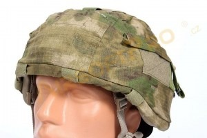 MICH 2000 Helmet Cover - AT-FG [EmersonGear]