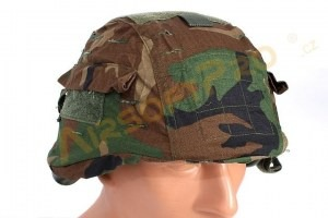 MICH 2000 Helmet Cover - Woodland [EmersonGear]