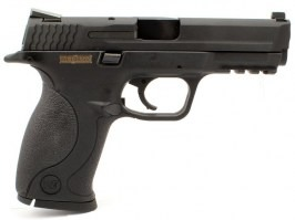 M&P - BK- Metal receiver, blowback [WE]