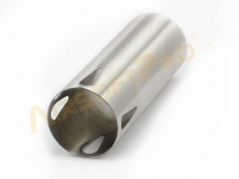 NBU Stainless cylinder with hole 3/4 for M4, G36c... [BAAL]