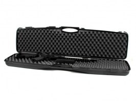 Rifle Hard Case (103,5 x 24 x 10cm) - black (1642-SEC) [Negrini]