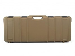 Rifle Hard Case (90 x 33 x 10,5cm) - Coyote Brown (CB) (1690-ISY-C) [Negrini]