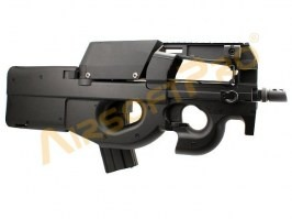 P90 to M4 Magazine Adapter - capacity 1500 BBs [JG]
