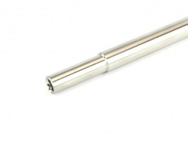 6.04mm Steinless steel inner barrel (10mm outer dia) 500mm/TM AWS [PDI]