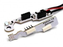 Processor trigger unit PERUN Optical V3 - front wiring [Perun]