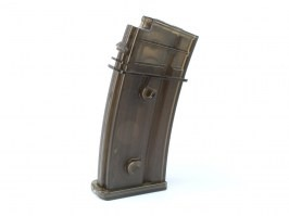 130 rounds magazine for G36 - defective mag connecting clips