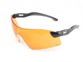 Protective glasses Venture Gear Dropzone with 4 anti-fog lenses