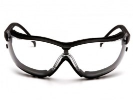 Protective goggles V2G, anti-fog - clear