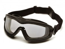 Protective goggles V2G Plus, anti-fog - clear - SLIGHTLY SCRATCHED LENS